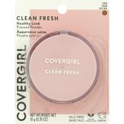 CoverGirl Pressed Powder, Tan 180