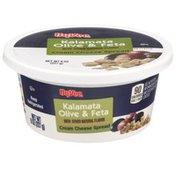 Hy-Vee Cream Cheese Spread, Kalamata Olive & Feta