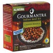 Gourmantra Indian Meat Kit, Channa Masala