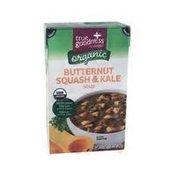 Meijer True Goodness BUTTERNUT SQUASH & KALE organic soup