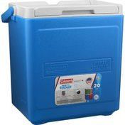Coleman Cooler, Party Stacker, Blue, 20 Cans