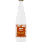 DRY Botanical Bubbly Sparkling Beverage, Blood Orange