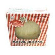 """Juniors 6"""" Plain Cheesecake"""