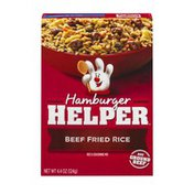 Hamburger Helper Rice & Seasoning Mix Beef Fried Rice