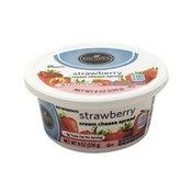 Roundy's Cream Cheese Spread, Strawberry