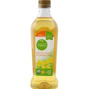 Simple Truth Organic Canola Oil, Expeller Pressed