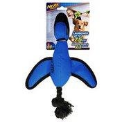 NERF DOG Launching Duck Blue Dog Toy