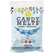 Wilton Blue Candy Melts Candy, 340 g