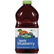 Old Orchard Apple Blueberry Juice Cocktail Blend