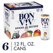 Bon Viv Hard Seltzer Classic Variety Pack, Cans