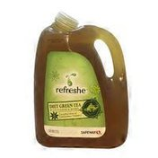 Refreshe Diet Green Tea with Ginseng & Honey