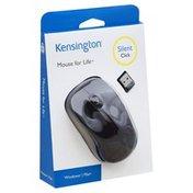 Kensington Mouse, Silent Click, Windows/Mac