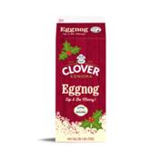 Clover Sonoma Conventional Eggnog Half Gallon