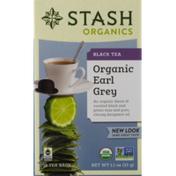 Stash Tea Black tea Organic Earl Grey