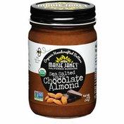 Maisie Jane's Sea Salted Chocolate, Almond Butter, Organic