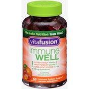 VitaFusion Immune Well Gummies Dietary Supplement