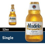 Modelo Especial Mexican Lager Beer Bottle