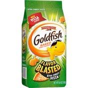 Pepperidge Farm®  Goldfish® Flavor Blasted® Xtra Cheesy Pizza Crackers
