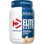 Dymatize Protein Powder, Smooth Vanilla, Casein