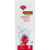 Hannaford Low Calorie Raspberry Drink Mix