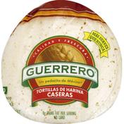 Guerrero Tortillas, Flour, Soft Taco