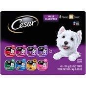 CESAR Canine Cuisine Variety Pack