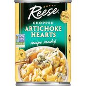 Reese's Artichoke Hearts, Chopped