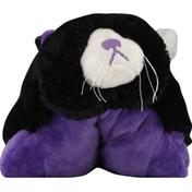 Pillow Pets Stuffed Animal, Plush Folding, Pee-Wees, Curious Cat