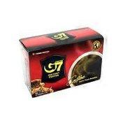 Trung Nguyen Tn G7 Black Coffee(Box) 24/30g