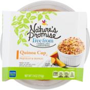 Nature's Promise Quinoa Cup Piquillo & Mango