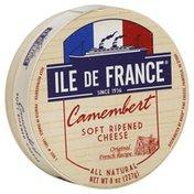 ILE DE FRANCE Cheese, Soft Ripened, Camembert