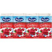 Ocean Spray Cranberry from Concentrate 4.2 Fl Oz Box Juice Cocktail