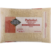First Street Rice, Parboiled