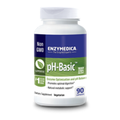 Enzymedica PH Basic New Size Enzyme Optimization & pH Balance Vegetarian Capsules