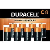 Duracell CopperTop C Alkaline Batteries, Primary Major Cells