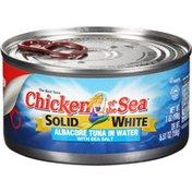 Chicken of the Sea Solid White Albacore in Water Tuna