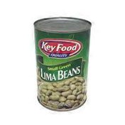 Key Food Small Green Lima Beans