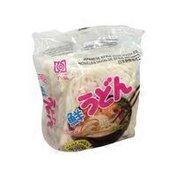 Six Fortune Japanese Style Nama Udon Noodles