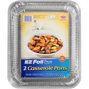 Hefty EZ Foil 11 3/4 in x 9 1/4 in x 1 1/2 in Casserole Pans