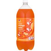 SB Soda, Orange