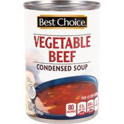 Best Choice Vegetable Beef Condensed Soup
