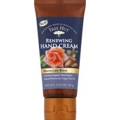 Tree Hut Hand Cream, Renewing, Moroccan Rose