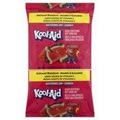 Kool-Aid Soft Drink Mix, Watermelon, Sugar Sweetened, Wrapper