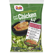 Dole Salad Kit, Roasted Red Pepper, Just Add Chicken