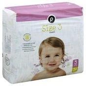 Publix Diapers, Size 3 (16-28 lb)