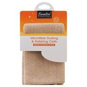 Essential Everyday Cloth, Microfiber, Dusting & Polishing