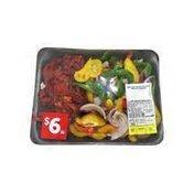 Choice Beef With Vegetables & Fajita Seasoning