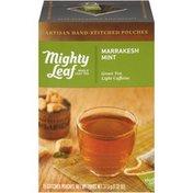 Mighty Leaf Marrakesh Mint, Green Tea