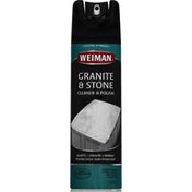 Weiman Cleaner & Polish, Granite & Stone