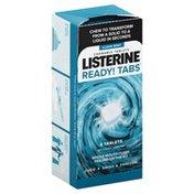 Listerine Mouthwash, Clean Mint, Chewable Tablets